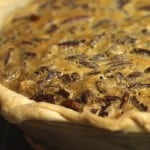 Pecan (Pu-cahn…not Pee-Can) pie.