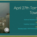 NWS Town Hall Meeting.