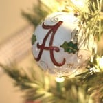 It's a Crimson Tide Christmas, Tree #2
