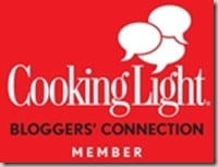 Cooking Light Bloggers' Connection Member Badge(2)
