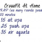 CrossFit on the Fly