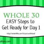 The Fast Lane to Whole 30