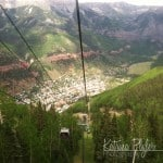 Views from a Gondola, Telluride
