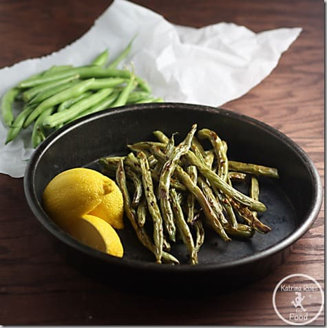 ~roasted green beans2
