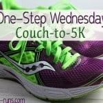 Take the first step with Couch-to-5k