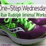 Run Run Rudolph~One Step Wednesday