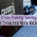 Walking in a Winter Wonderland~Cross-Train Tuesday