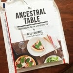 The arrival of the Ancestral Table