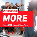 The MORE EVERYTHING plan from Verizon