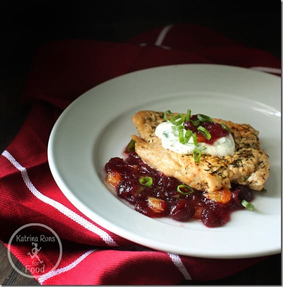 chicken cranberry~