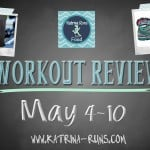 Workout Review-CrossFit, Running