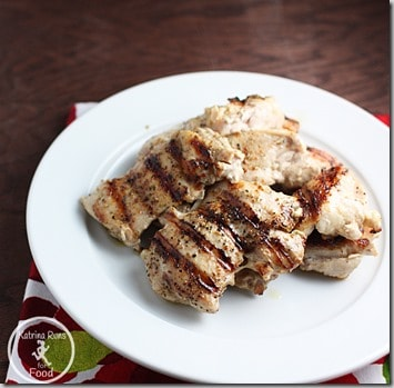 ~grilled thighs