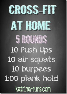 crossfit at home feb