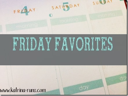friday favorites chalk