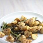 Cooking Light Roasted Potatoes Green Beans