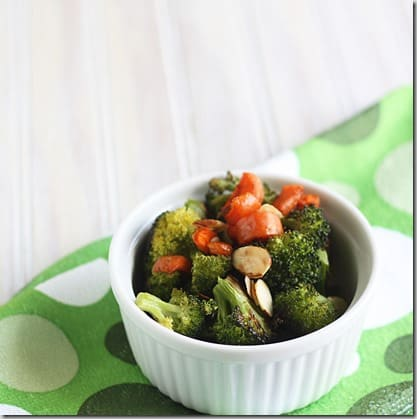 broccoli carrots
