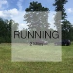 Running and Real Estate