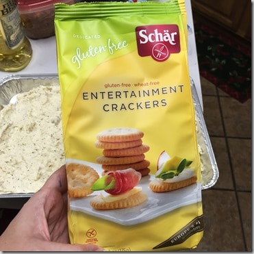 gfree crackers