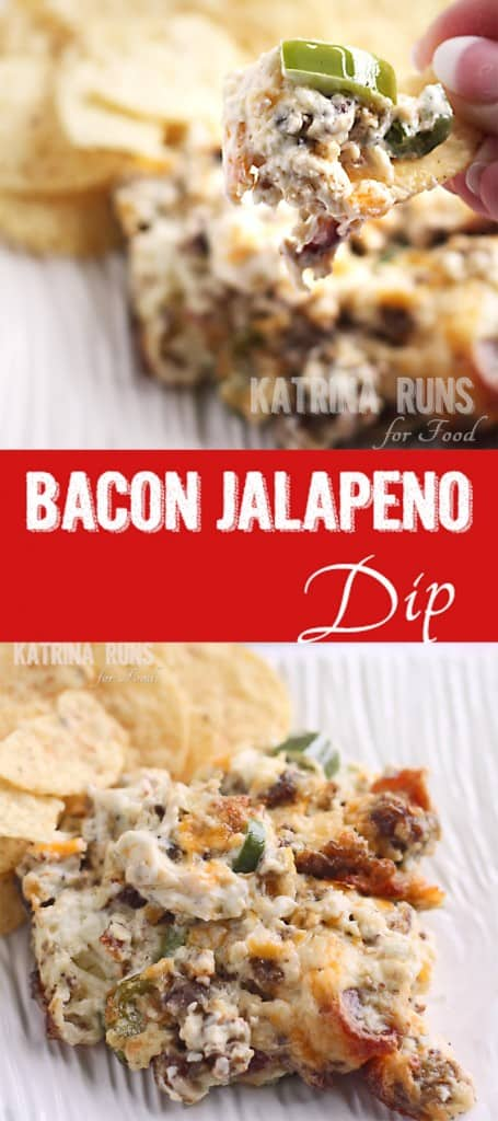 Pinterest bacon jalepeno dip