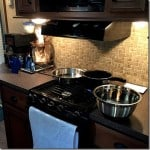 Meal Prep in an RV Kitchen