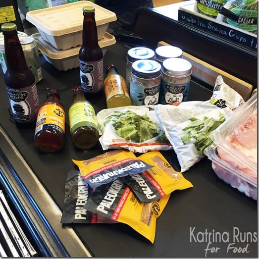 Whole foods haul