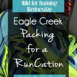 Packing cubes for a Runcation