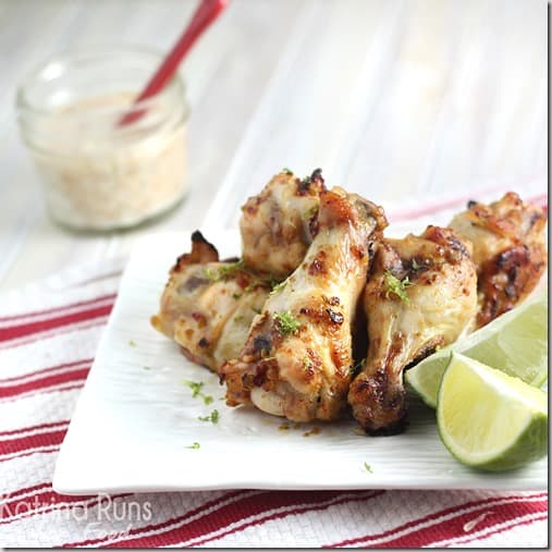 cilantro lime chicken~