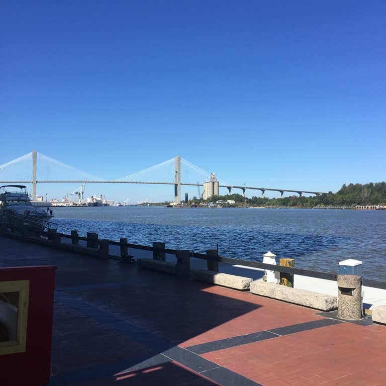 Ferry From Hilton Head Island To Savannah