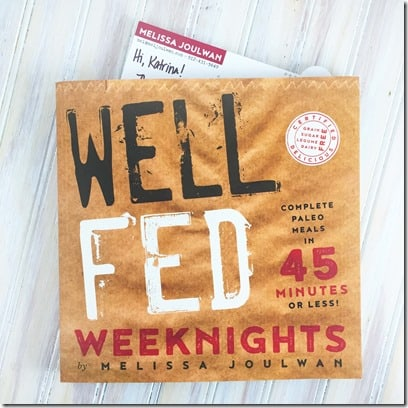 well fed weeknights