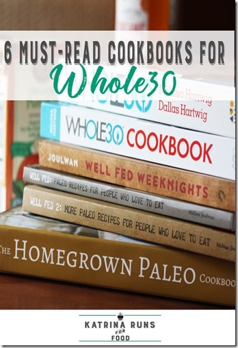 cookbooks whole30