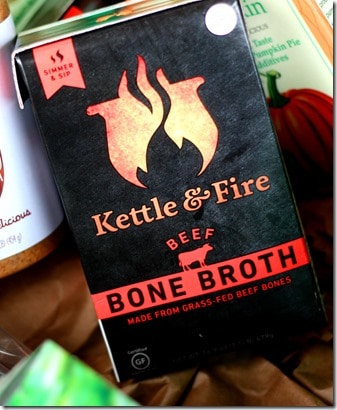 kettle fire broth