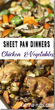 pinterest sheet pan dinners