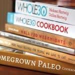 6 Books for your Whole30 Bookshelf