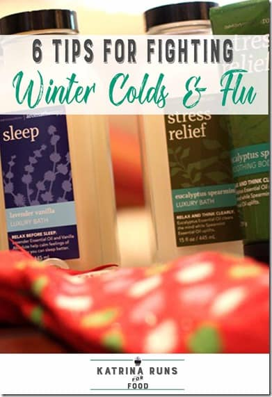 winter colds flu