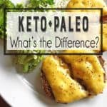 Keto and Paleo