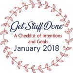 Get Stuff Done-January