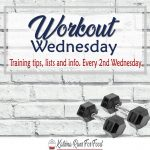 Workout Wednesday- Winter Workouts