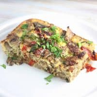 Whole 30 Breakfast Casserole