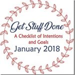 January Get Stuff Done Update