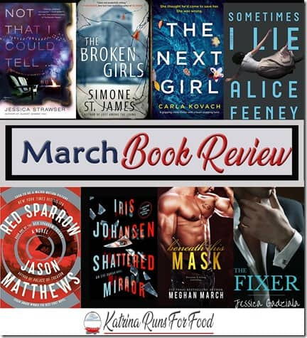 2018 Book Review March