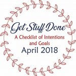 Get Stuff Done April