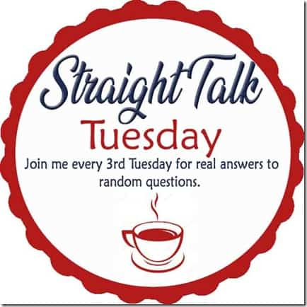 2018 Straight Talk tuesday