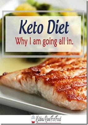 Why I am going keto