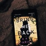 Bring Me Back-Book Review