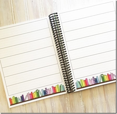 peanut butter taco book planner 10