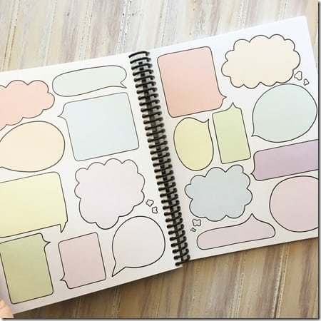peanut butter taco book planner 3
