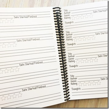 peanut butter taco book planner 5