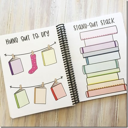 peanut butter taco book planner 8