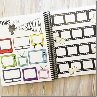 peanut butter taco book planner 9