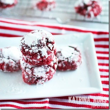Gluten Free Valentine's Day Recipes | Katrina Runs for Food